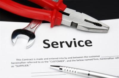 TKPM Servicecontract
