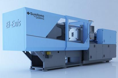 Sumitomo Demag El-Exis spuitgietmachine