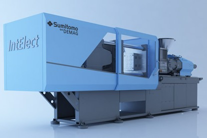 Sumitomo Demag IntElect spuitgietmachine