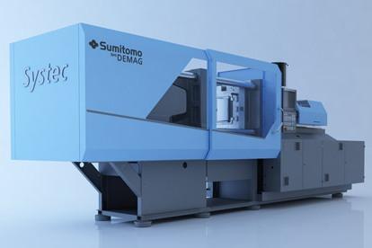Sumitomo Demag Systec spuitgietmachine