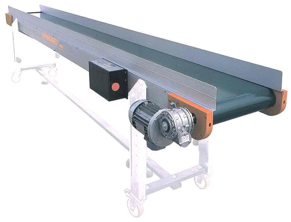 AL-PA horizontale transportband